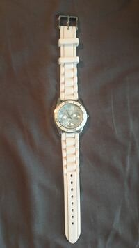 Women's White Relic Watch...like new! Never wore.