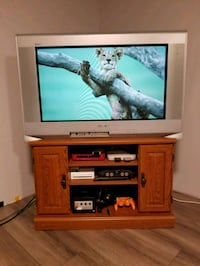 """32"""" Sony Tube TV with Stand Port Perry, L9L 1C5"""