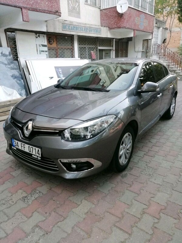 2013 Renault Fluence Touch Plus