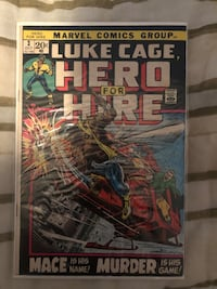 Luke Cage hero for hire 1-11 and issue 15 Toronto, M6H 2V8