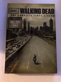 The Complete First Season The Walking Dead Dvd Front Royal, 22630