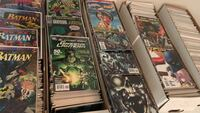 Comic book sale $2 each book marvel dc 60 books for $100