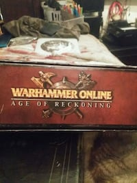 Warhammer Online age of reckoning box Coquitlam, V3C 4M4