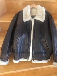 Leather jacket Laval, H7E 5K3