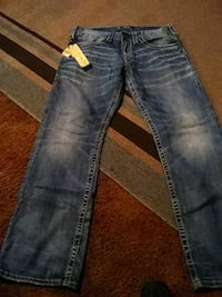 Silver jeans 33x32 Omaha, 68124