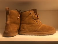 Men's uggs chestnut high size 7 (box included) Brookeville, 20833