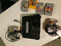 N64 system with games Edmonton