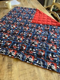 Handmade, Quilted, Weighted Blanket Cornelius