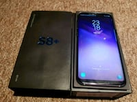 Samsung S8 plus  med Wireless fast  charger Oslo