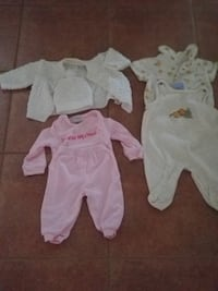 new born to 3 mths baby clothes New Tecumseth