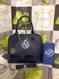 Tote bag in pelle Michael Kors nera 7694 km