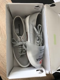 Never worn Superga Gray size 41 Women's shoes Munich, 80798