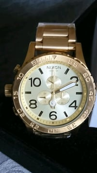 Ny Nixon 51-30 all gold  Oslo, 1281
