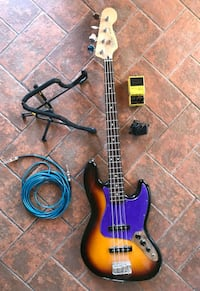 Fender jazz bass made in mexico Muggiò, 20835