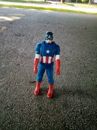 Captain America collectible Baltimore, 21222