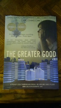 The Greater Good DVD Movie Los Angeles, 90066