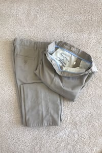 Boys Khaki School Uniform Pants Size 12 Henderson, 89044
