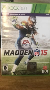 Madden nfl 15 xbox 360 game Winton, 95388
