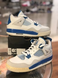 Military blue 4s size 6.5 Silver Spring, 20902