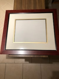 Picture frame professionally done