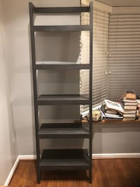 "Crate and Barrel Sawyer 24"" Bookcase Gray Long Beach, 90815"
