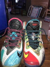 What the Lebron 11s size 11 Manchester, 03109