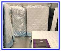 Mattress Set - Full Washington