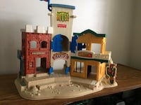 Fisher price old west town 551 km
