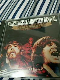 Creedence Clearwater Revival Chronicle case