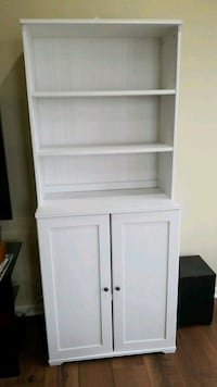 Ikea BORGSJO shelf unit with doors Haymarket, 20169
