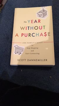 The year without  a purchase by  Scott Dannemiller Gaithersburg, 20877