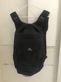 black Adidas backpack Arcadia, 91006