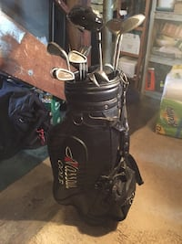 Golf clubs with bag East Meadow, 11554