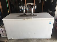 Kegerator/ Keezer $400 (other dispensing and homebrew items available too) Southfield, 48076