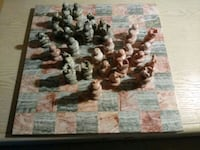 Chess set solid marble Tustin, 92782