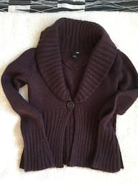 XS / Small H&M cardigan brown
