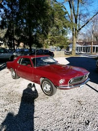 1969 Ford Mustang Kent