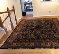 Beautiful Colony House Knotted India Varied Rug Bethesda, 20814