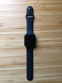 black Apple watch with black sports band Chandler, 85224