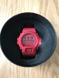G-Shock 35th Anniversary Red Out Watch Vancouver, V6P 0E5