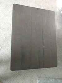 Brown foldable side table  Fremont, 94538