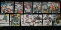 Playstation 2 Video Game's 15 there is 2 Madden 2004 & 2005, & 2GTA VC Woodbridge, 22193