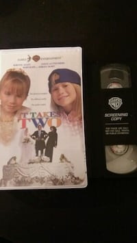 IT TAKES TWO (VHS) Mary-Kate & Ashley!  Lewisville, 75067
