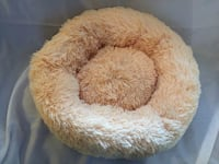 Fluffy Pet Bed/Cushion (Tan) Knoxville, 37920