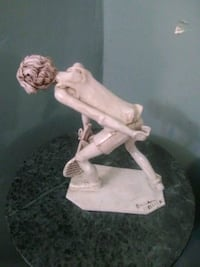 Ceramic scupture Italian artist  Burlington, L7R 3P8