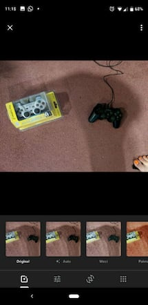 PlayStation 3 controllers  (X2)