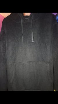 608e317ca5a Used gray and black zip-up hoodie for sale in Firestone - letgo