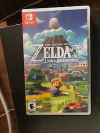 Nintendo Switch Zelda Game Brant