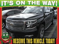2016 Chevrolet Suburban LTZ Wood River, 62095