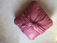 Dusty Rose 18 x18 inch Pillows Gaithersburg